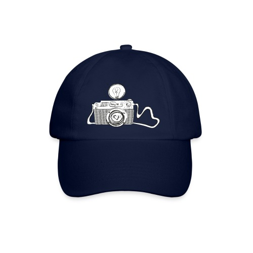 S33 camera-smile - Baseballkappe
