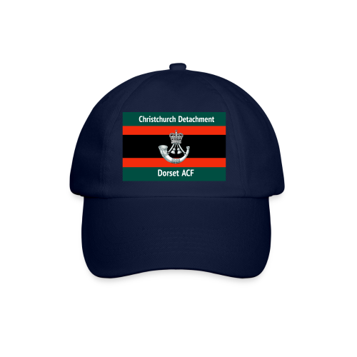 Christchurch Detachment / Dorset ACF - Baseball Cap