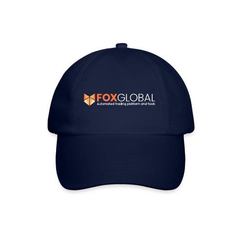 Hor white logo - Baseball Cap