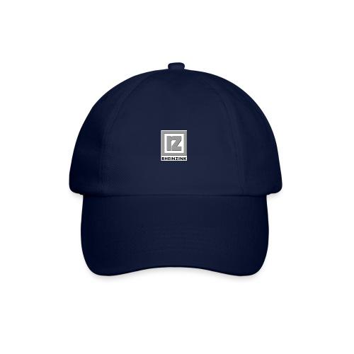 Logo grau - Baseballkappe