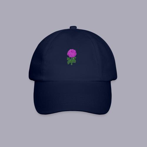 Landryn Design - Pink rose - Baseball Cap