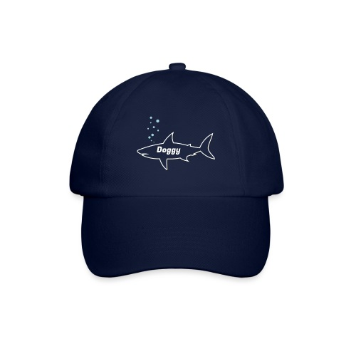 Doggy shark - Matching dog outfit for fathers day - Baseballkappe