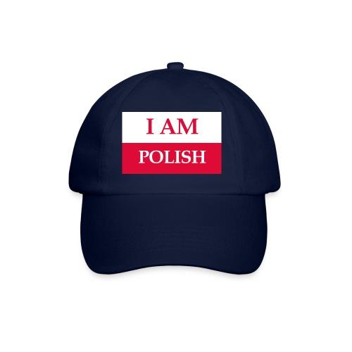 I am polish - Czapka z daszkiem