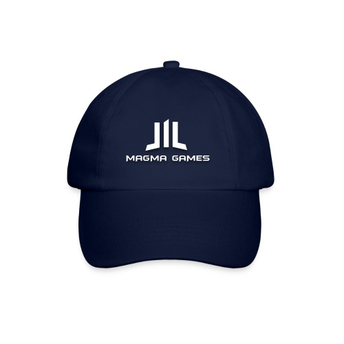 Magma Games t-shirt grijs - Baseballcap