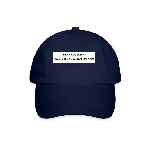 firma kurierska tyl - Czapka z daszkiem