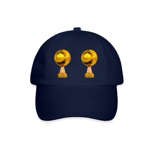 Basketball Golden Trophy - Casquette classique