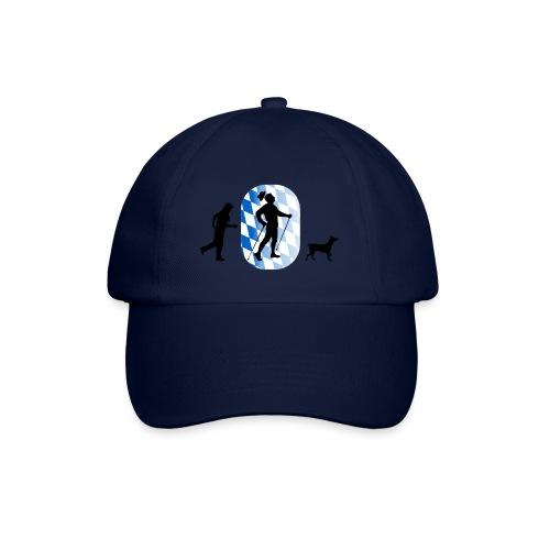 bayrischer nordic walker - Baseballkappe