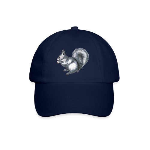 Eichhörnchen - Baseballkappe