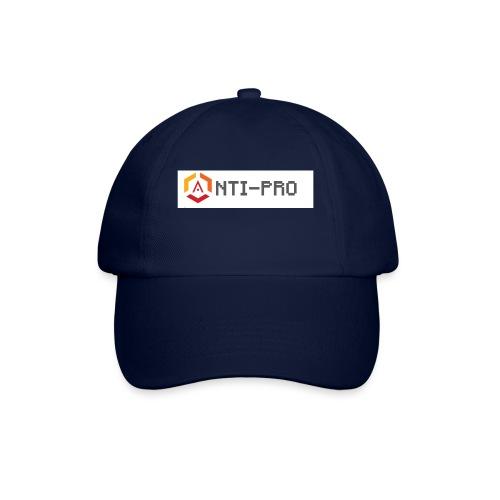 Maglietta Scritta Mario Anti-Pro Semplice - Cappello con visiera