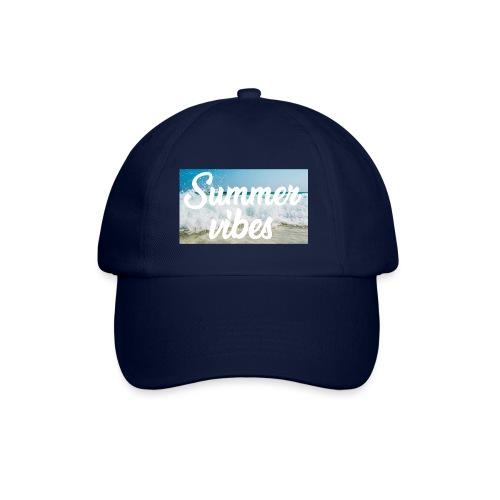Summervibes - Baseballkappe