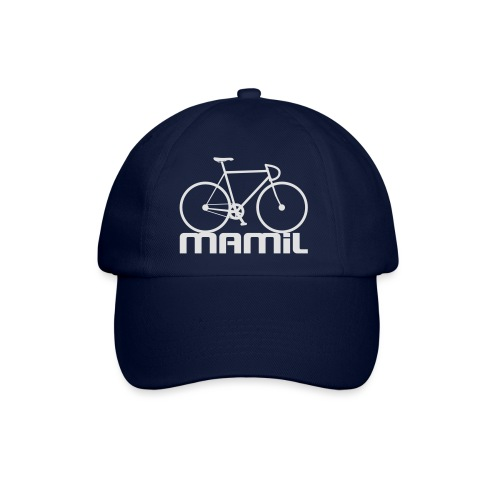 MAMiL Water bottle - Baseball Cap