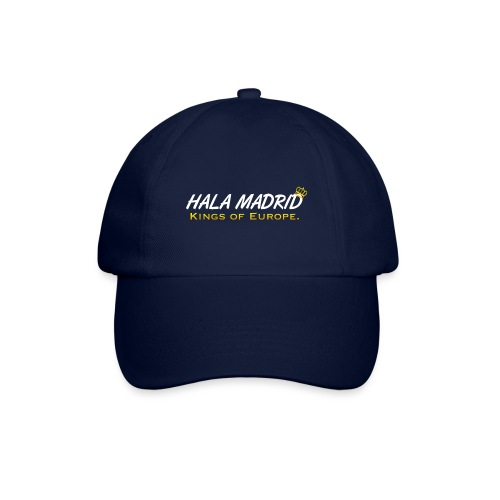 Hala Madrid - Baseball Cap