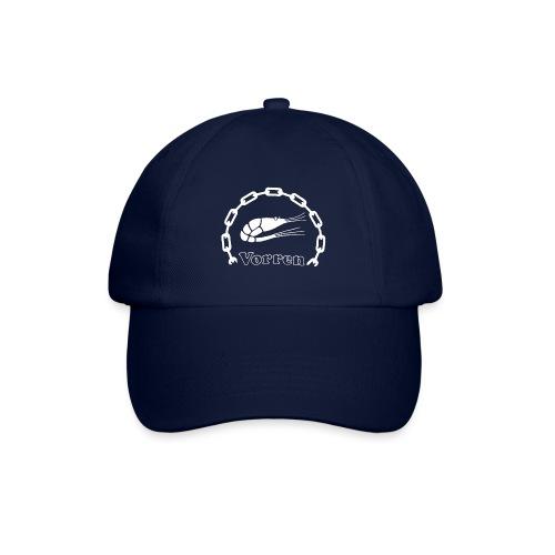 Vorren Logo CLASSIC [White] - Basebollkeps