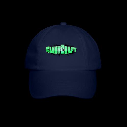 Dame T-Shirt - GiantCraft - Baseballkasket