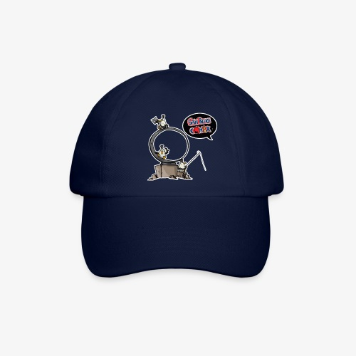 Cuky mascotte sb comix - Cappello con visiera