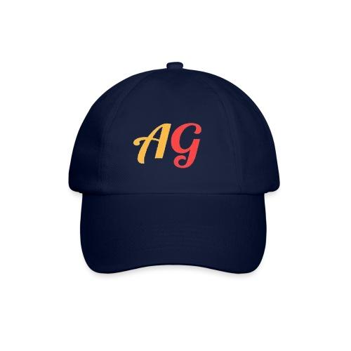Gekleurde letters - Baseballcap