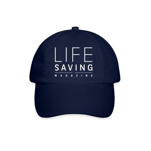 Casquette Logo Blanc Lifesaving Magazine - Casquette classique
