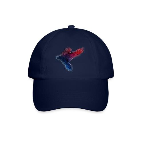 Watercolor Raven - Baseballkappe