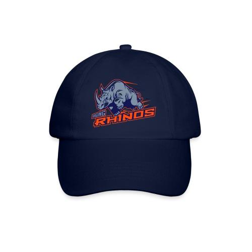 Raging Rhinos - Baseballkappe