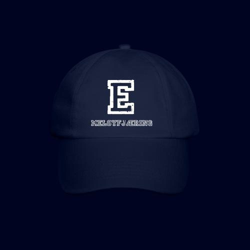 E - Meløyfjæring - Baseballcap