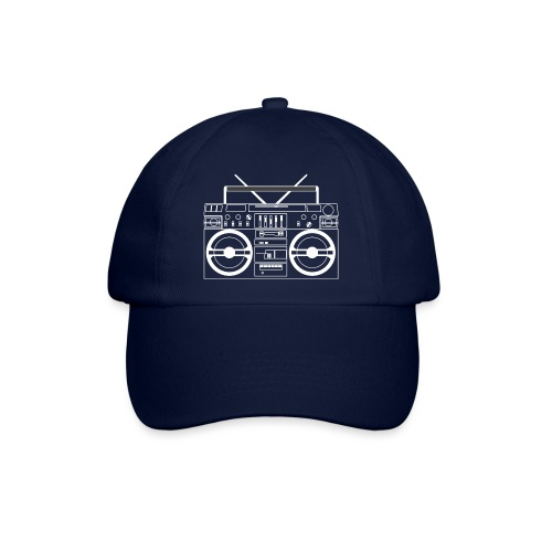 Boombox - WA - Baseball Cap