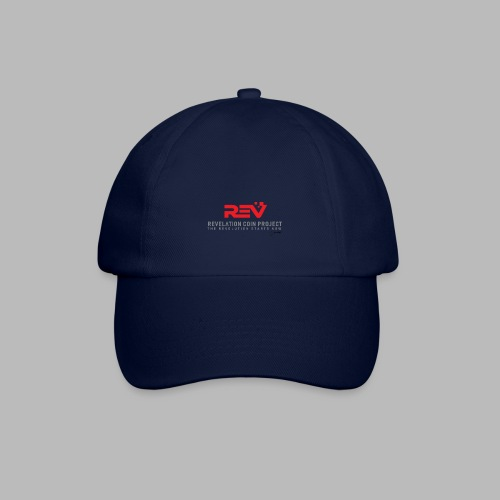 Revelation Logo BIG, single side - Baseball Cap