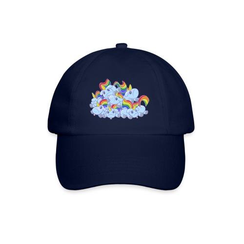 Moar unicorns! - Cappello con visiera