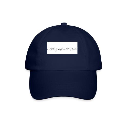 Crazy Gamer 9108 new merch - Baseball Cap