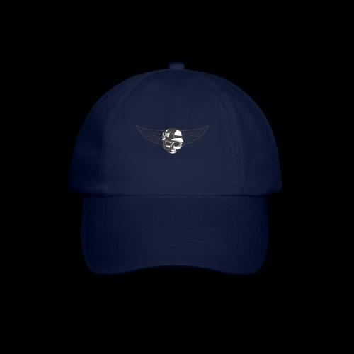 Biker skull - Baseball Cap