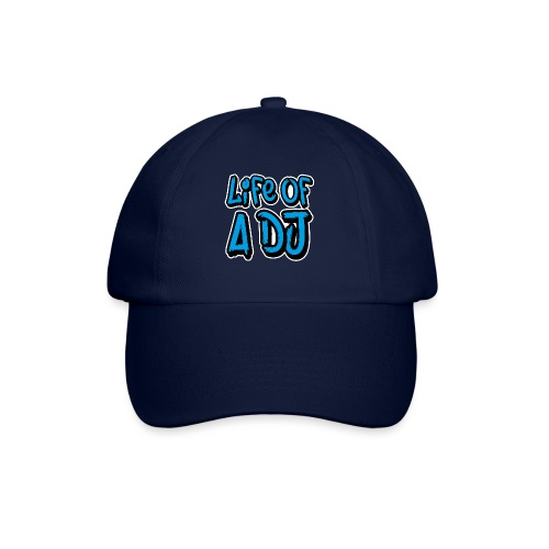 Life of a DJ- Blue - Baseball Cap