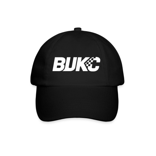bukc logo white no writing - Baseball Cap