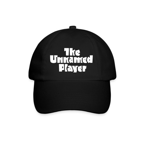 The Unnamed Player - Baseball Cap