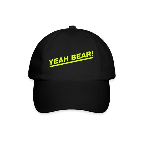 Yeah Bear! - Baseballkappe