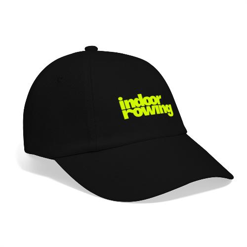 indoor rowing - Baseball Cap