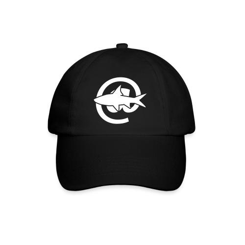 zilverhaai logo - Baseballcap