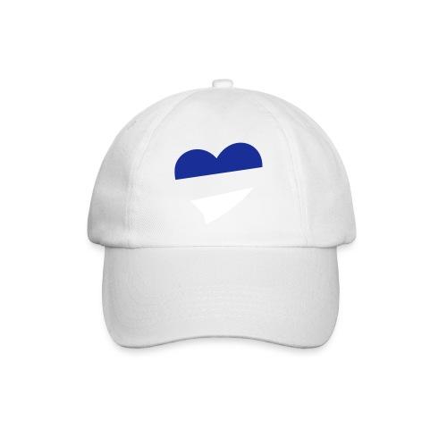 Men's Heart T Shirt - Baseball Cap