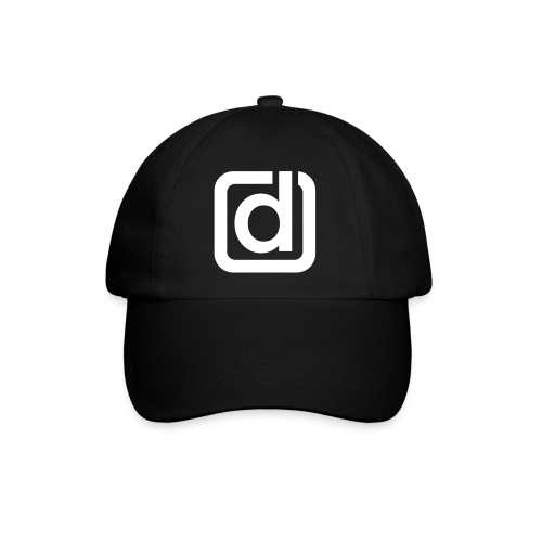 dacary d outline v small - Baseball Cap