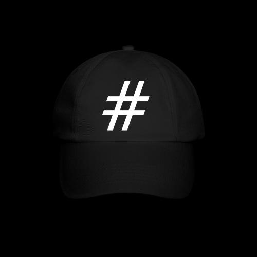 Hashtag Team - Baseballkappe