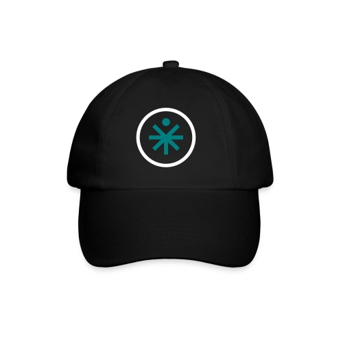 You-Mens circle 2 colors - Baseballcap