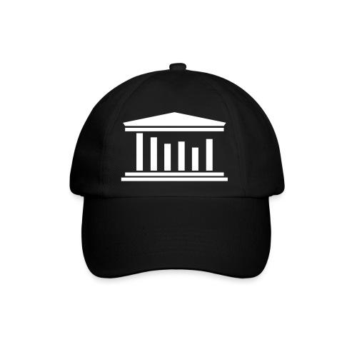 TST Logo White - Baseball Cap