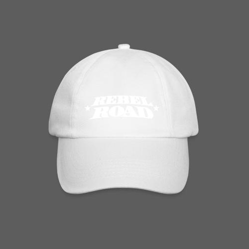 RR Symetric White Logo - Baseball Cap