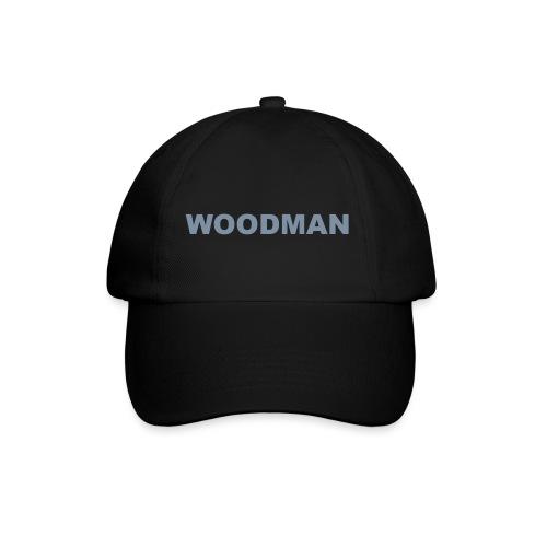 WOODMAN silver - Baseballkappe