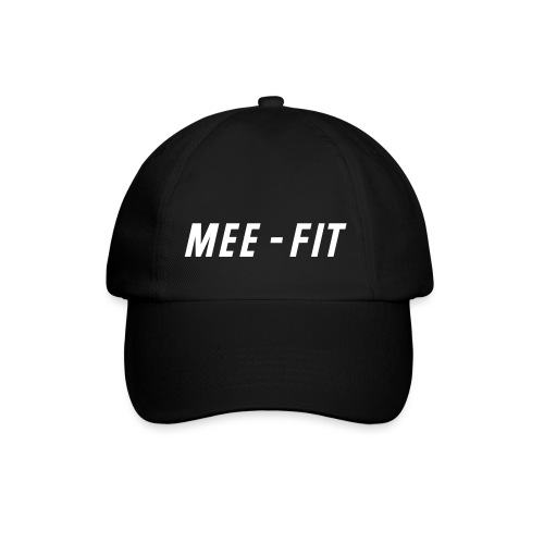 mee-fit-solid-01 - Baseball Cap