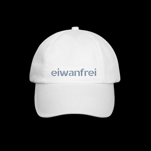eiwanfrei - Baseballkappe