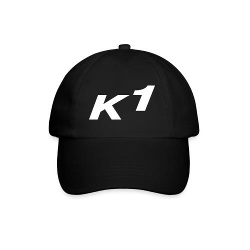 K1 Logo - Baseballkappe