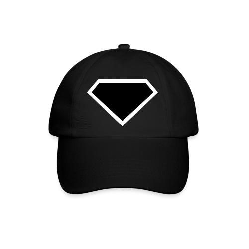Diamond Black - Two colors customizable - Baseballcap