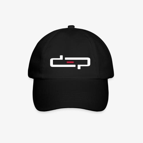 deplogo1neg red - Baseballcap