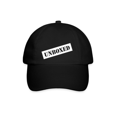 Get UNBOXED now!! by Brilliant Voices - Baseballkappe