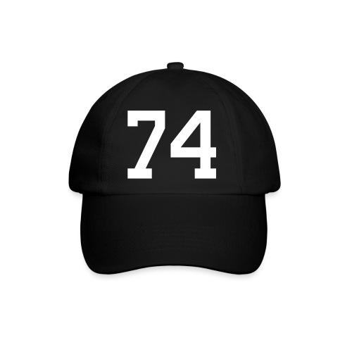 74 SPITZER Julian - Baseballkappe
