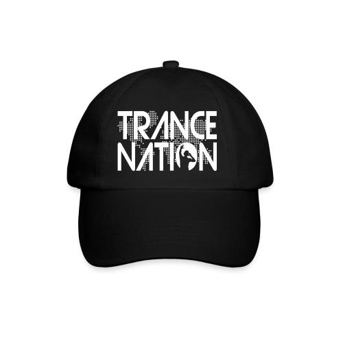 Trance Nation (White) - Basebollkeps